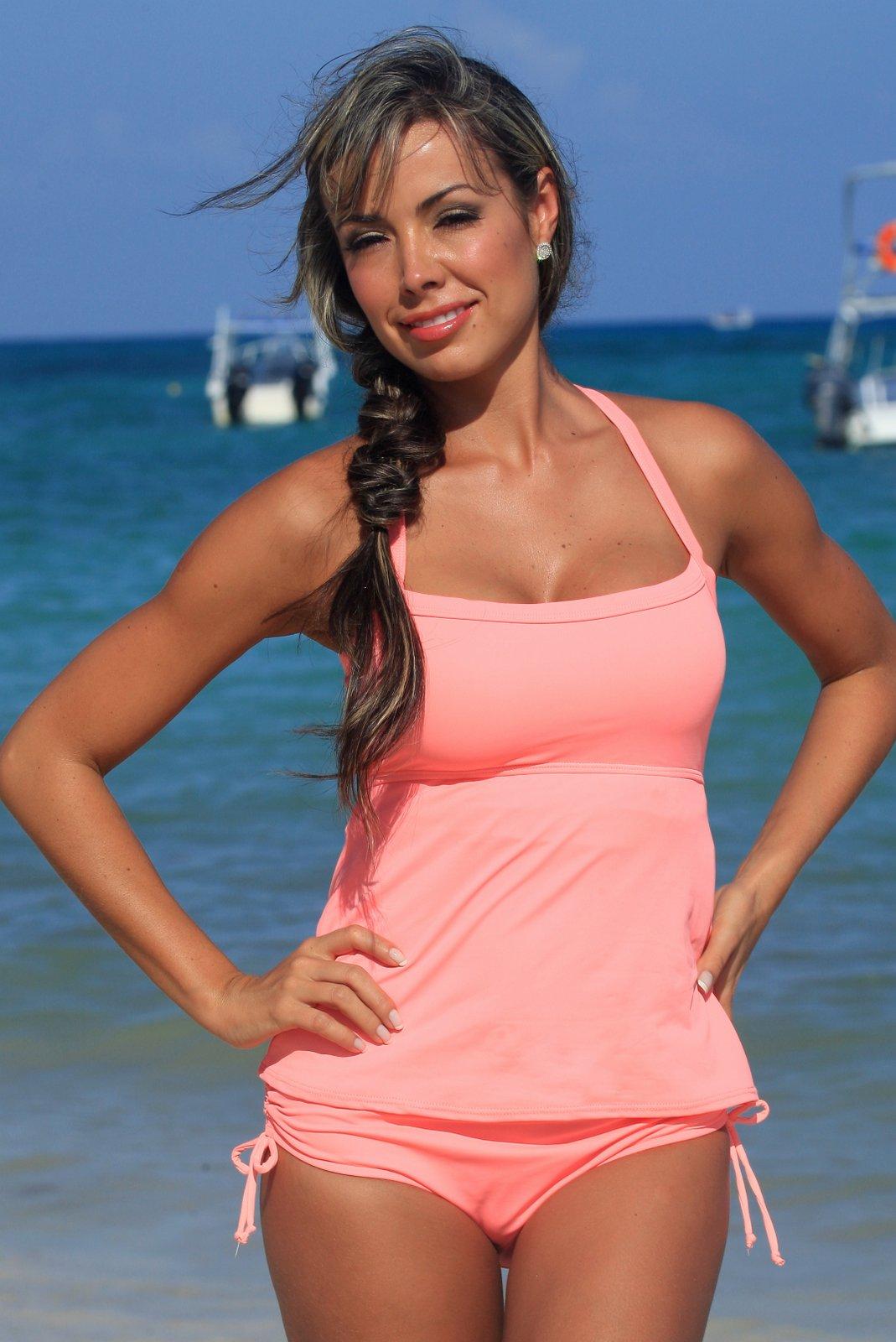 32aaf3f9cb5 CORAL FULL FIGURE TANKINI PLUS | Fiji Swimwear – Quality Swimwear at ...